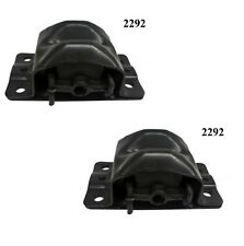 2 PCS FRONT LEFT & RIGHT MOTOR MOUNT FOR 1981-1986 CHEVROLET C10 Suburban 5.0L