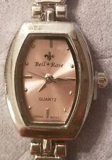 Bell and rose ladies quartz watch.