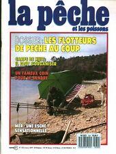 Revue  La pêche et les poissons No 532 Septembre 89