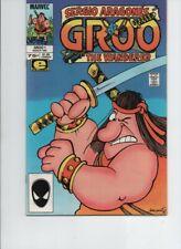 Groo the Wanderer #1 (Marvel/Epic 1985) Sergio Aragones  VF