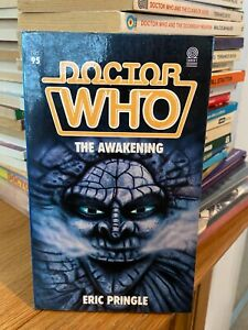 doctor who target book -  THE AWAKENING - 1st edition