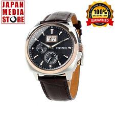 Citizen BT0084-07E Eco-Drive BIG DATE Solar Watch - 100% Genuine Product JAPAN