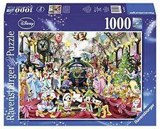 Ravensburger 195534 Disney Christmas 1000pc Jigsaw Puzzle