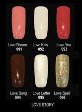 Organic Nails Color Love Color Group Set