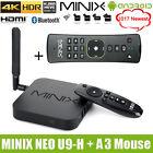 MINIX NEO U9-H 4K HDR TV BOX Android 6.01 S912-H 2G/16G Octa Core + A3 Airmouse