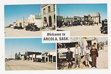 Arcola,Sask.,Canada,4 Early Views,1976