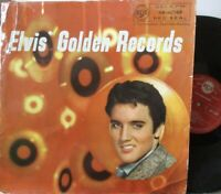 ELVIS PRESLEY - Golden Records ~ GATEFOLD VINYL LP + BOOKLET