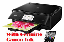 Canon PIXMA TS8050 All-In-One Printer - with ink 570/571 for MG7750 MG5751