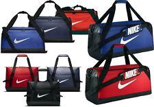 Nike Brasilia Small Training Duffel Bag Unisex Travel Gym Sport Men Woman Black
