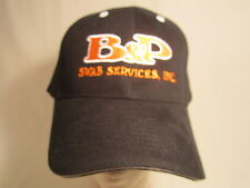 Men's Cap B & p SWAB SERVICES Size: Adjustable [Z164d]