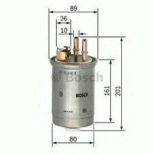 ENGINE FUEL FILTER OE QUALITY REPLACEMENT BOSCH 0450906376
