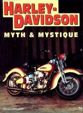 Harley-Davidson : History and Mystique by Randy Leffingwell (1995, Hardcover)