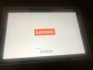Lenovo Tab TB3-X70F (only used for 1 week)