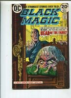 Black Magic #1 Very Good+  Head Of The Family  CBX 29