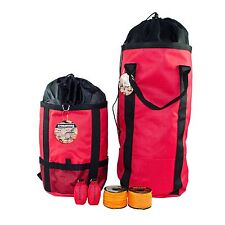 Tree Climbers Throw Bag Kit Rope Bag, Rope Backpack, 2 Throw Lines, 2 Throw Bags