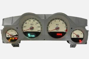 2010 Dodge Charger Speedometer Gauge Cluster Instrument Panel P68060566AC