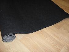 Car Carpet in ANTHRACITE/BLACK - ORIGINAL- OEM Carpet with velour pile finish.