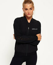 Womens Superdry Jackets. Various Styles & Colours AE - Sport Black M