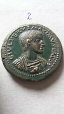 Very nice & rare roman medallion Maximinus and Maximus