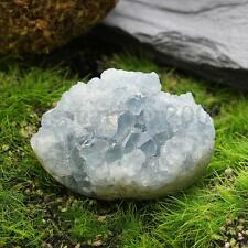 Crystal Stone Celestite Healing Natural Stone For Home Desk Display Decoration