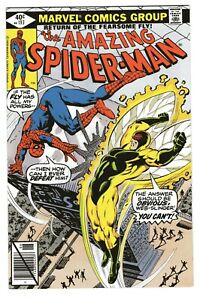AMAZING SPIDER-MAN #193 HUMAN FLY APPEARANCE 1979 HIGH GRADE