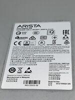 Arista DCS-7050QX-32S Network Switch 4 Fans 2 Power Supplies