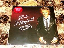 Rod Stewart Rare Factory Sealed Limited Double Vinyl Record Set Another Country