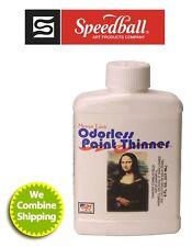Speedball Mona Lisa Odorless Paint Thinner 8oz 00190-008