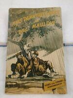 1945 This Damn Tree Leaks, Mauldin Stars & Stripes War Cartoons, Italy (U1)