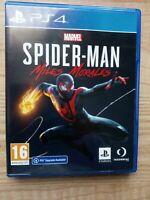 Marvel's Spider-Man: Miles Morales - Standard Edition (PlayStation 4) PS4
