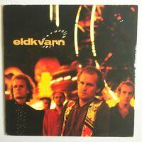 ELDKVARN - Karusellkvaellar 1989 Sweden Classic Rock Vinyl LP Album VG+/VG