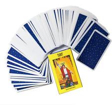 x78 Tarot Cards Deck English Spanish Español Rider full Radiant Waite Smith art