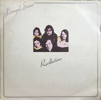 LIVERPOOL SCENE RECOLLECTIONS LP PINK CHARISMA SCROLL UK 1972 NR MINT PRO CLEAN