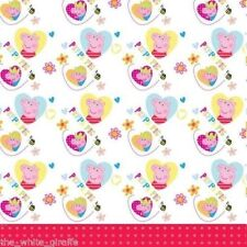 Peppa Pig Plastic Party Table Covers and Skirts