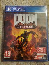 Doom: Eternal PS4 (Sony PlayStation 4, 2020) Brand New - Region Free