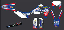 KIT DECO SHERCO SIX DAYS 250/300/450 SE /SEF 2016 POUR MODELE 2012 A 2015