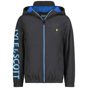 Lyle & Scott Boys Jacket Zip Through Windcheater