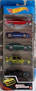 hot wheels Fast & Furious 5 Pack 2021 new Release (SALE)