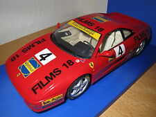 Privatumbau:Ferrari F355 Berlinetta,FILMS 18,Francorchamps Race,#4,1:18,Basis:UT