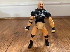 WCW WWE Goldberg Wrestling Figure With Belt 1999 Toybiz 6.5 inch approx