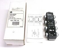 ALLEN BRADLEY DEVICE PORT 8-OUTLET MINI-PLEX JUNCTION BOX, 1485P-P8N5-M5