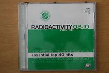 Radioactivity Volume 02-10 Essential Top 40 Hits Pulse Music DJ Tools (Box C108)