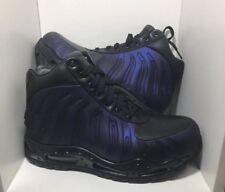 9bc8d861dae Men s Nike Air Max Foamdome Shoes Foamposite Boots Eggplant Purple Size 6