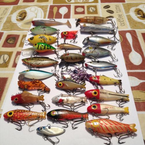 Vintage Fishing Lures & More