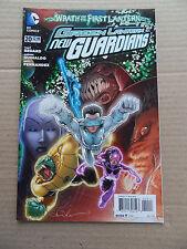 Green Lantern :  New Guardians 20 . DC 2013  - FN +