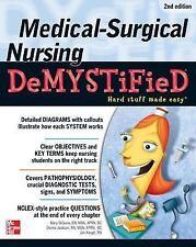 Demystified Nursing: Medical-Surgical Nursing by Mary Digiulio, Mary DiGiulio, …