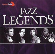 Various Artists - Capital Gold Jazz Legends (2004) 3 Discs