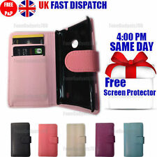 Nokia Plain Mobile Phone Wallet Cases with Clip