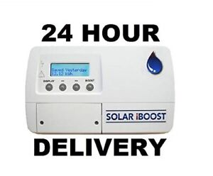 Solar iBoost+ New Version Battery Storage - Free Hot Water from your PV Panels