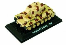Amercom 1:72 PzKpfw KV II Heavy Tank - 754 Panzerkompanie (zbv) 66, #ACBG32